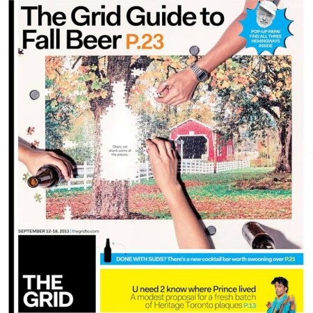 The Grid's Fall Beer Guide for 2013 Now Available