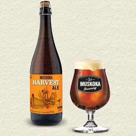 Muskoka Harvest Ale 2013 Officially Launching Next Week