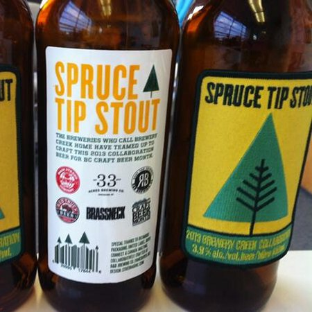 Five BC Breweries Release Collaboration for BC Craft Beer Month