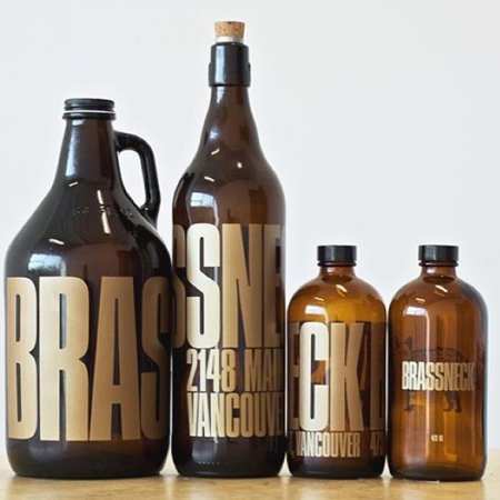 Brassneck Brewery Now Open in Vancouver