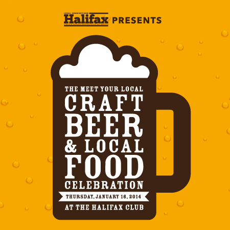 Local Connections Halifax Presenting Craft Beer & Local Food Celebation