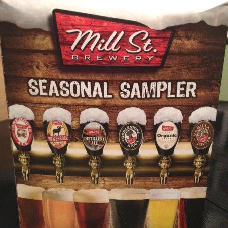 Mill Street Announces New Winter Sampler Pack