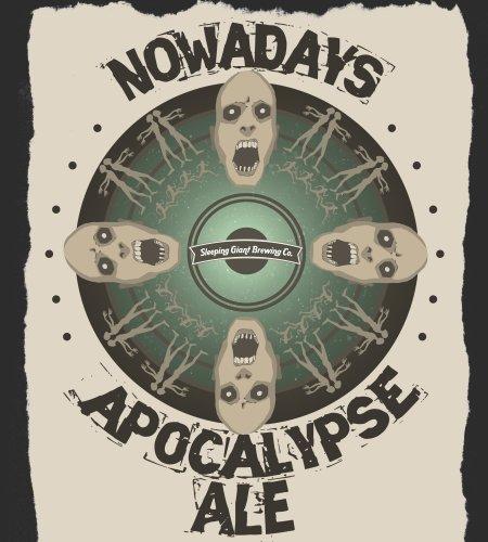 Sleeping Giant Releasing Nowadays Apocalypse Ale This Weekend