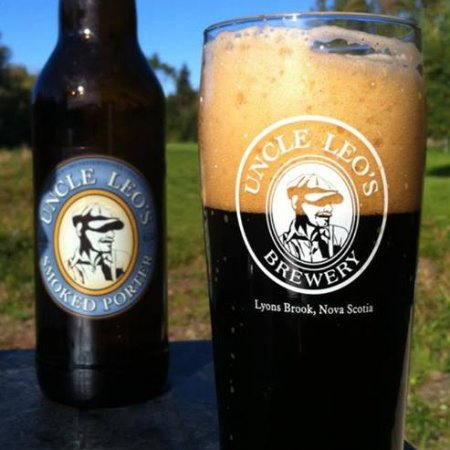 Uncle Leo's Brewery Releases Smoked Porter as First Seasonal