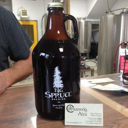 Big Spruce Releases Cross-Country Collaboration With Crannóg Ales