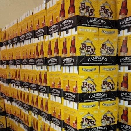 Cameron's RPA Now Available in Six Packs