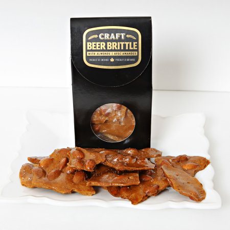 Christy's Gourmet Gifts Partnering With Local Ontario Breweries on Craft Beer Brittle