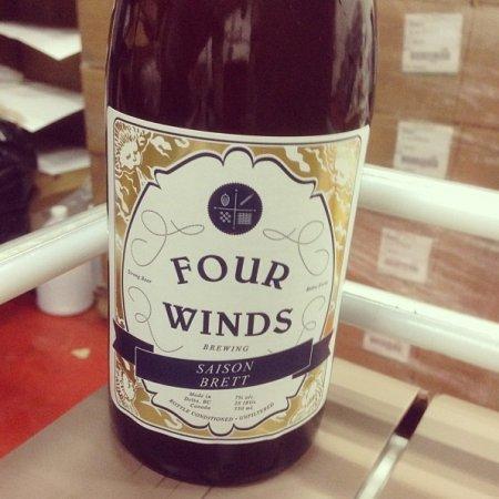 Four Winds Saison Brett Now Available