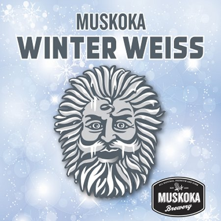 Muskoka Brewery Releases Limited Edition Winter Weiss