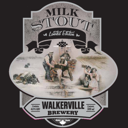 Walkerville Milk Stout Released as Latest Seasonal Beer