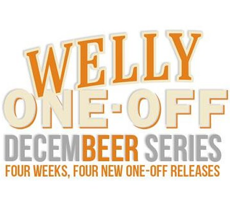 Wellington Reveals Details of Welly One-Off DecemBeer Series