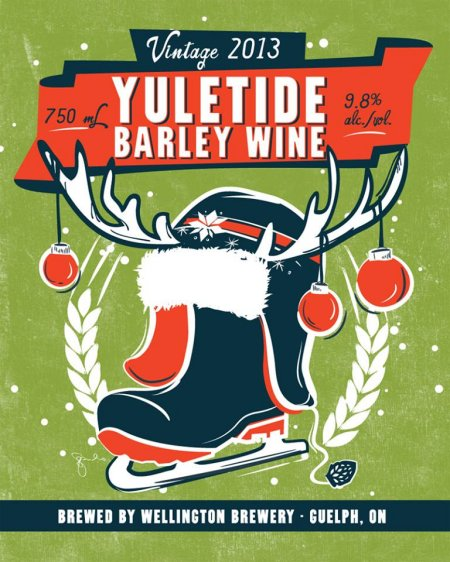 wellington_yuletidebarleywine