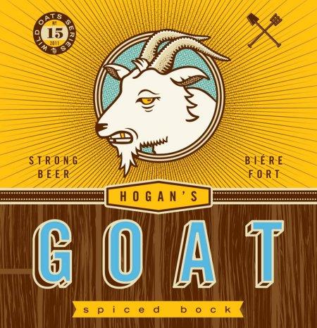 Beau's Hogan's Goat Spiced Bock Returning Next Month