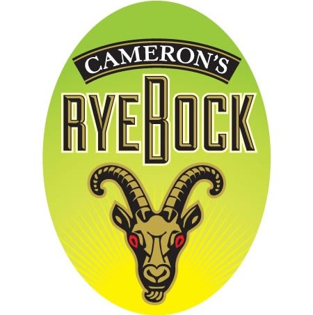 Cameron's Announces Limited Bottle Release for Rye Bock