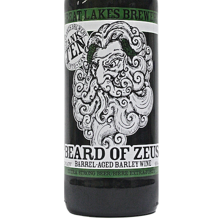 Great Lakes Continues Tank Ten Series With Beard of Zeus Barley Wine
