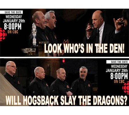 HogsBack Brewing Fails to Slay the Dragons