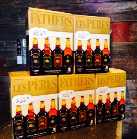 PEI Brewing Marks 150th Anniversary of Charlottetown Conference With Fathers Mixed Pack