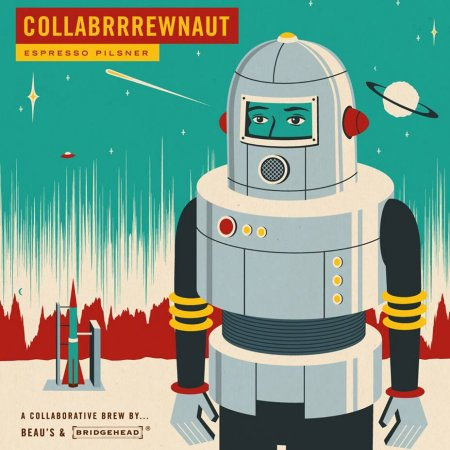 Beau's Continues FeBREWary Release Series With Collabrrrewnaut