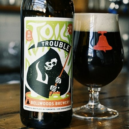 Bellwoods Toil & Trouble Dubbel Returning This Week