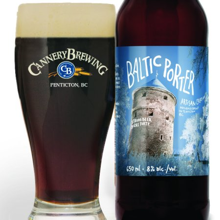 Cannery Launches Artisan Creations Series With Baltic Porter
