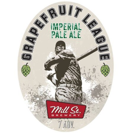 Mill Street Grapefruit League Imperial Pale Ale Returns in a Limited Bottle Release