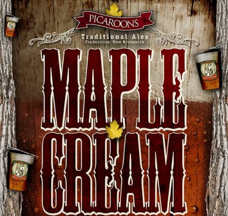 Picaroons Maple Cream Ale Returning March 1st
