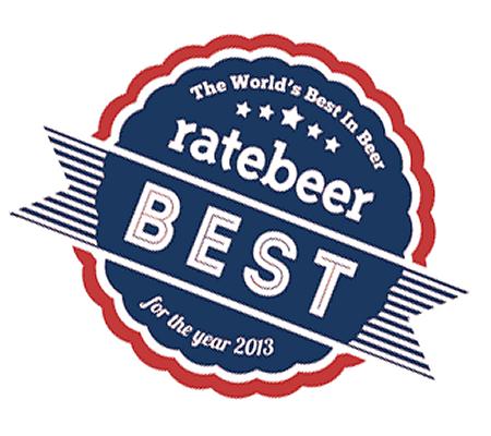 Canadian Breweries & Beers Take Awards in RateBeer Best for 2013