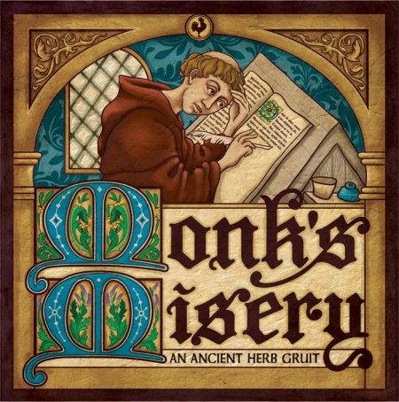 Big Rock Continues Alchemist Edition Series with Monks Misery Gruit