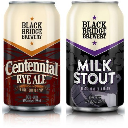 Black Bridge Brewery Announces First Pair of Beers
