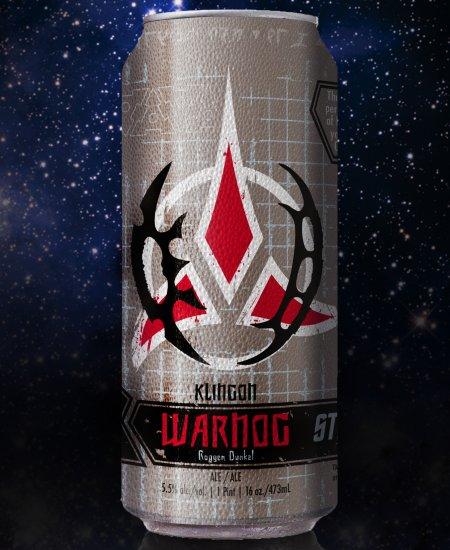 Federation of Beer Announces Klingon Warnog Roggen Dunkel as Next Star Trek Beer