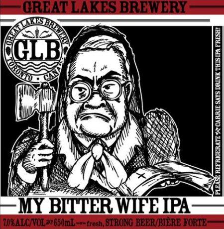 Great Lakes My Bitter Wife IPA Returning as Rotating Seasonal Brand