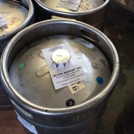Kensington Brewing Releases Limited Edition Black Market IPA