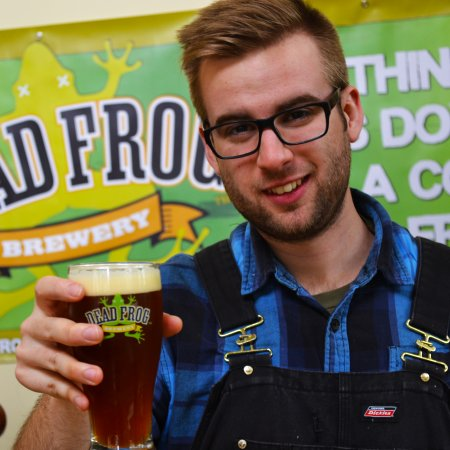 Dead Frog Announces Departure of Tony Dewald & Promotion of Nick Fengler to Head Brewer