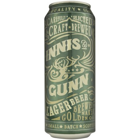 Innis & Gunn Lager Coming to Canada