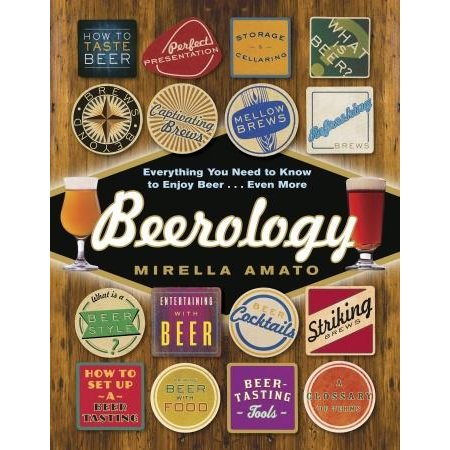 """Contest: Win a Copy of """"Beerology"""" by Mirella Amato from Random House Canada"""