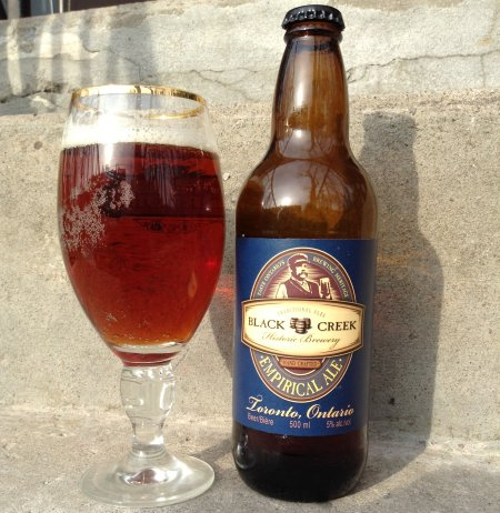 Black Creek Empirical Ale Released for Victoria Day Weekend