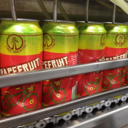 Tree Brewing Grapefruit Radler Now Available