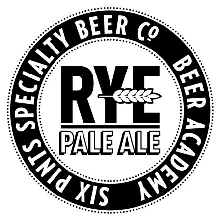 Beer Academy Rye Pale Ale Now Available