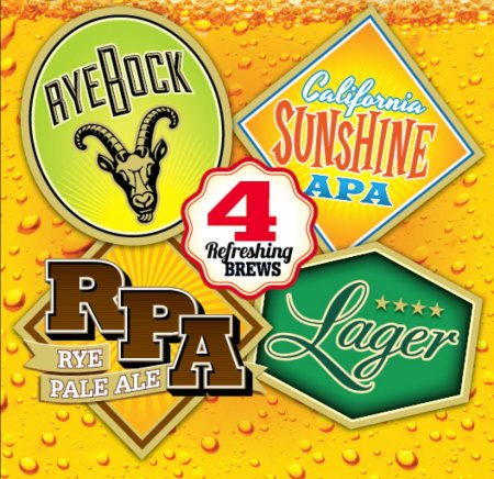 Cameron's Releases New Brewmaster's Selection Pack for Summer 2014
