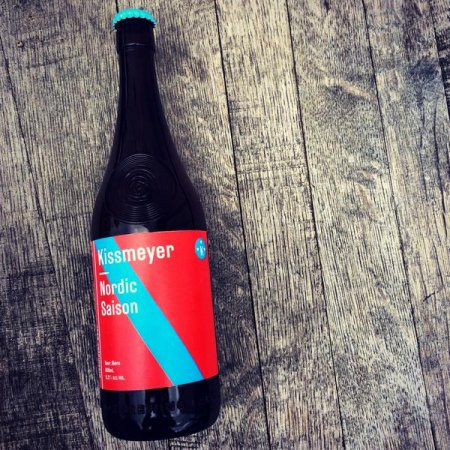Beau's B-Side Series Continues with Kissmeyer Nordic Saison