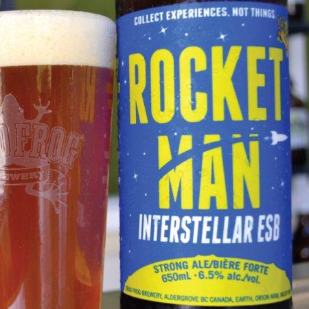 Dead Frog Releases Rocket Man Interstellar ESB