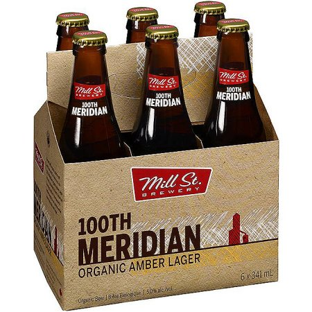 Mill Street Adds 100th Meridian Organic Amber Lager to Year-Round Line-Up