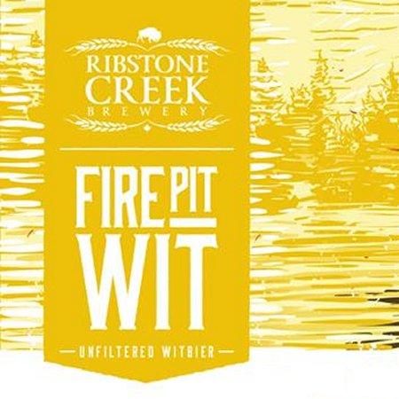 Ribstone Creek Scraps Release of FirePit Wit Summer Seasonal