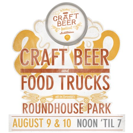 Full Details Announced for 3rd Annual Roundhouse Craft Beer Festival