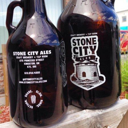 Stone City Ales Now Open in Kingston