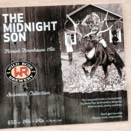 Wild Rose Seasonal Collection Continues with The Midnight Son