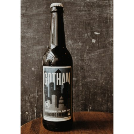Bellwoods Gotham Black Imperial IPA Out Tomorrow