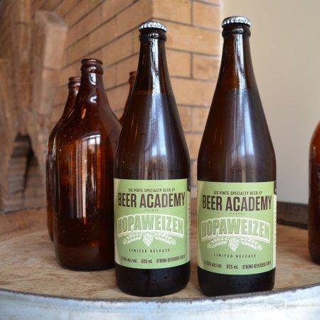 Beer Academy Hopaweizen Returns