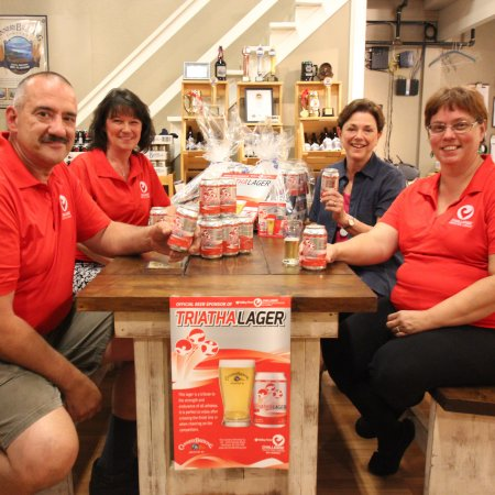 Cannery Brewing Releases Triathalager for Challenge Penticton Triathlon