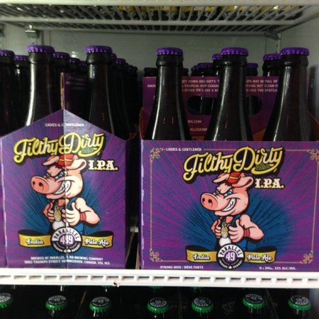 Parallel 49 Adds Filthy Dirty IPA to Core Line-Up